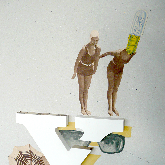 Miradasss - collage -marisamaestre