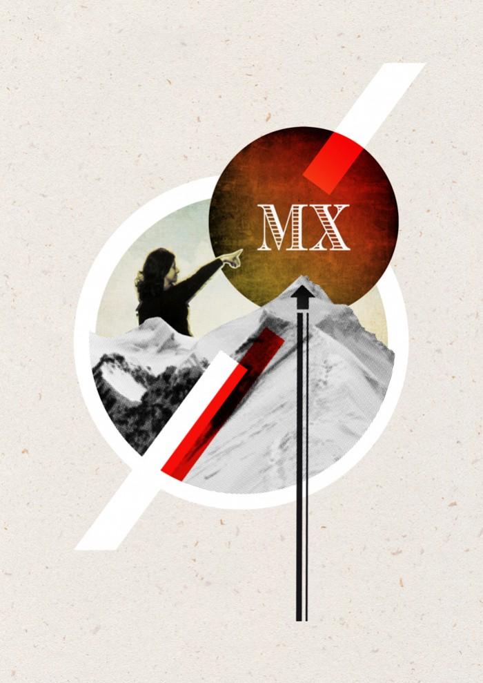 Illustration Techba - collage - Marisa Maestre