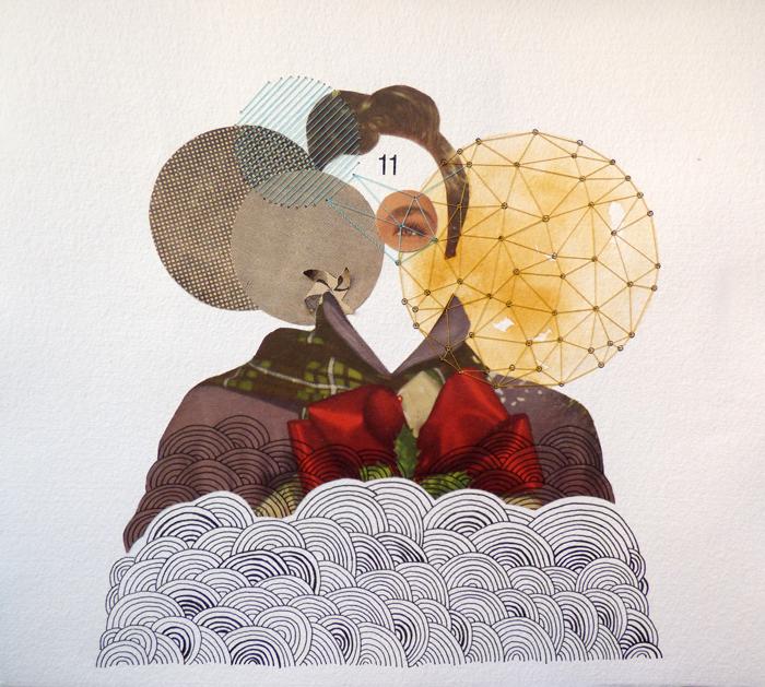 El 11 - collage -marisamaestre