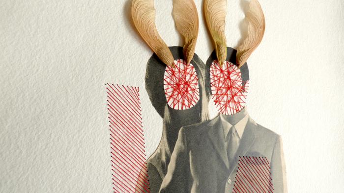 Cuatre Banyes - collage - marisamaestre