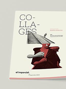 Diseño cartel Exposición El Imparcial