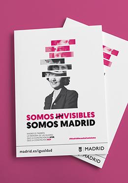 Campaña 8 de marzo 2017 MadridDirección de arteIlustración