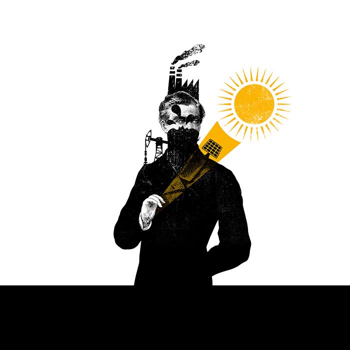 El camino hacia el sol