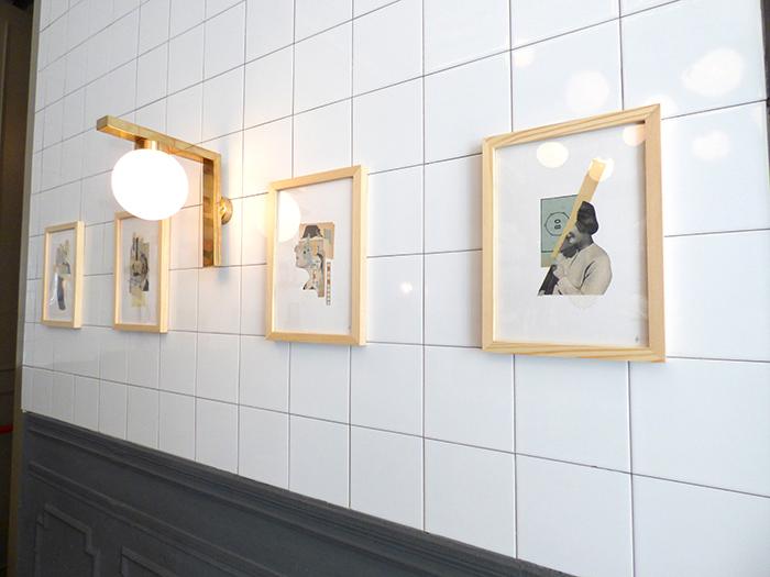 Exposición El imparcial Collage