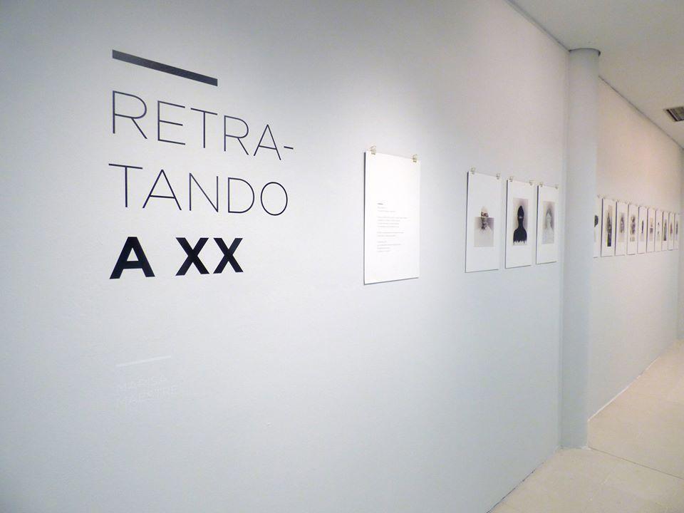 Retratando a XX exposición
