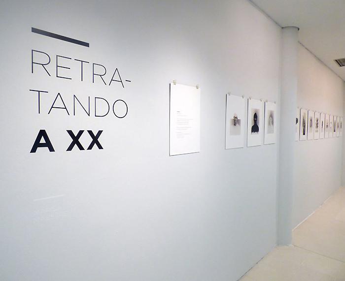 RETRATANDO A XX