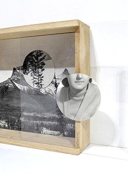 Caja collageVivirte en el paisaje