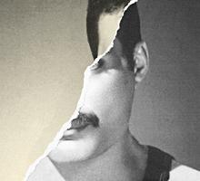 Diseño del Cartel Homenaje a Freddie Mercury