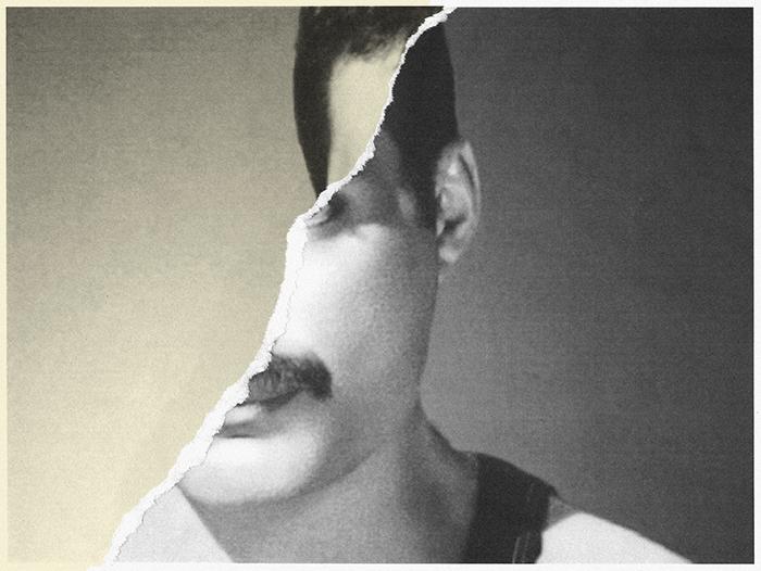 Diseño Cartel Homenaje Freddie Mercury