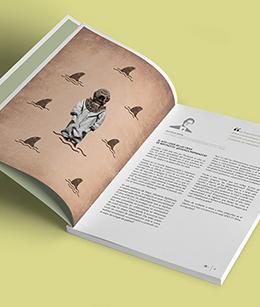 Revista UNO 31 Dirección de arte Ilustraciones