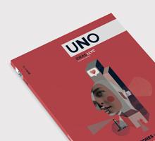 Ilustraciones y dirección de arte revista UNO nº 32