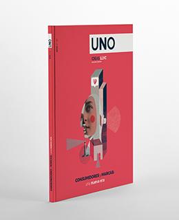 Revista UNO 32 Dirección de arte Ilustraciones
