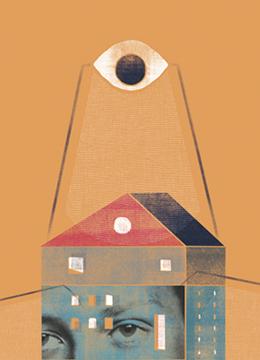 Revista UNO 33 Dirección de arte Ilustraciones