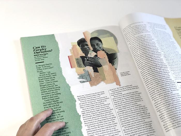 Collage O, The Oprah Magazine