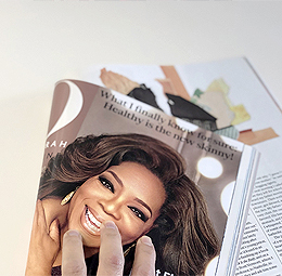 Ilustraciones en O, The Oprah Magazine